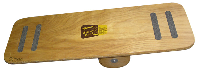 Merdel Balance Board and roller